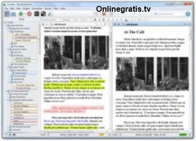 Scrivener Mejor Programa Para Escribir Libros En Espanol
